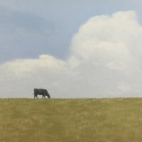 20-11-JUST-GRAZING-3-31-x-35-Oil-on-Canvas-3500