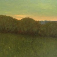 20-3-WALK-AT-FIRST-LIGHT-17.5-x-20.5-Oil-on-Panel-1900