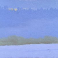 21-39-GOOD-MORNING-Oil-on-Canvas-13-x-16-Signed-LL-1650